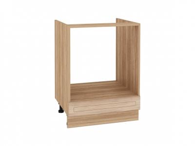 Стол под встраиваемую технику с выдвижным ящиком 73.57 Шарлотта 600х530х820