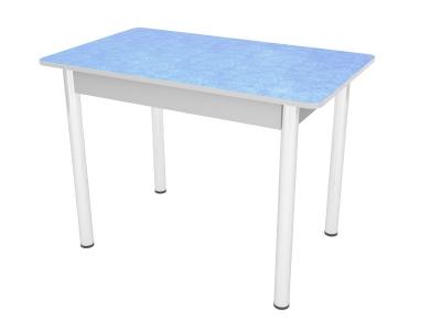 Стол прямоугольный пластик без ящика нераздвижной