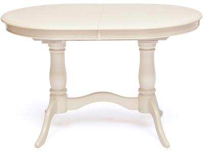 Стол раскладной Eva (ev-t4ex) Ivory White (Слоновая Кость 2-5)
