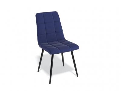 Стул Kenner 149 KR черный/темно-синий 60