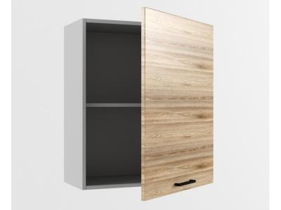 Верхний шкаф В 600 1 дверь 720х600х300 Лофт